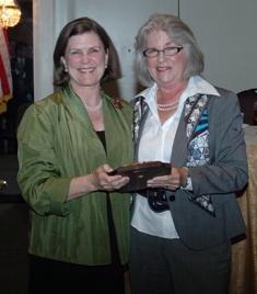 Nancy B. Norelli and Claire K. Tate